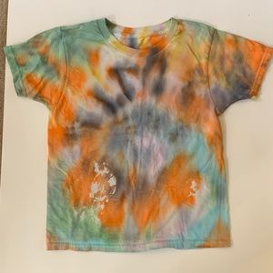 100% Cotton one of a kind Tie Dye shirt